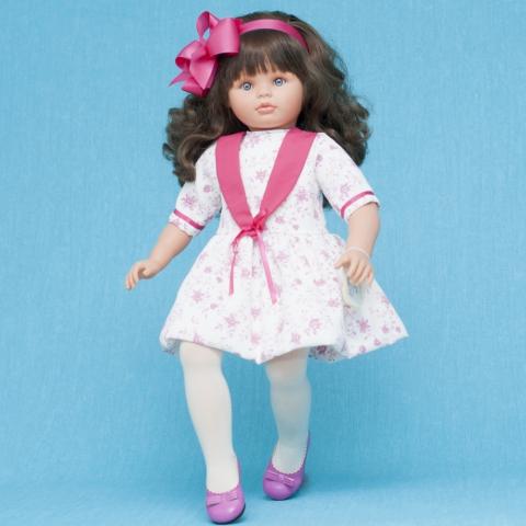 Кукла Пепа брюнетка