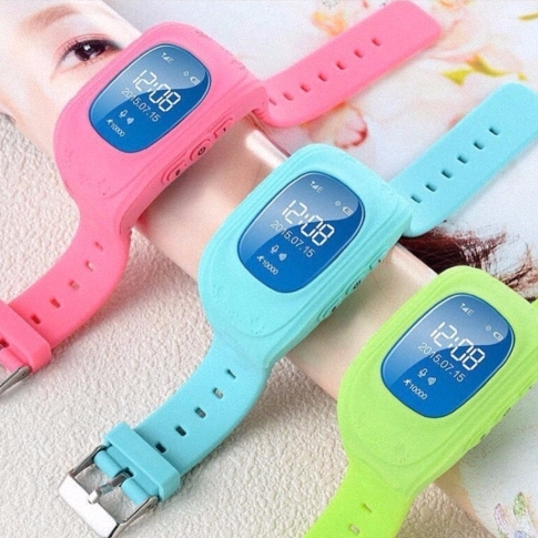 Smart Baby Watch Q50 (Oled)