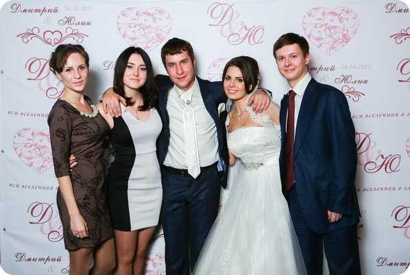 Свадебный Пресс Волл