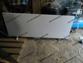 Ик обогреватель Термоплаза, использование в гараже