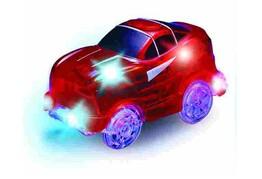 Красная маленькая машинка Magic tracks