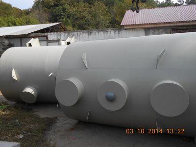 Станция очистки сточных вод большой производительности