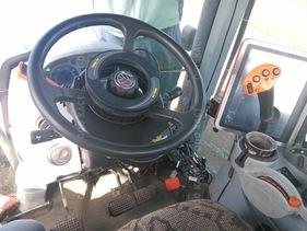 подруливающее устройство, подрулька на трактор, автопилот трактора, автопилот UniPILOT, юнипилот
