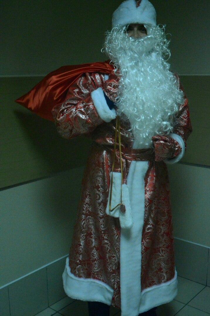 купить костюм деда мороза и снегурочки