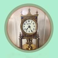 Реставрация старинных часов