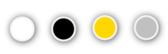 Цвет шрифта: белый, черный, золотой, серебряный, голографический