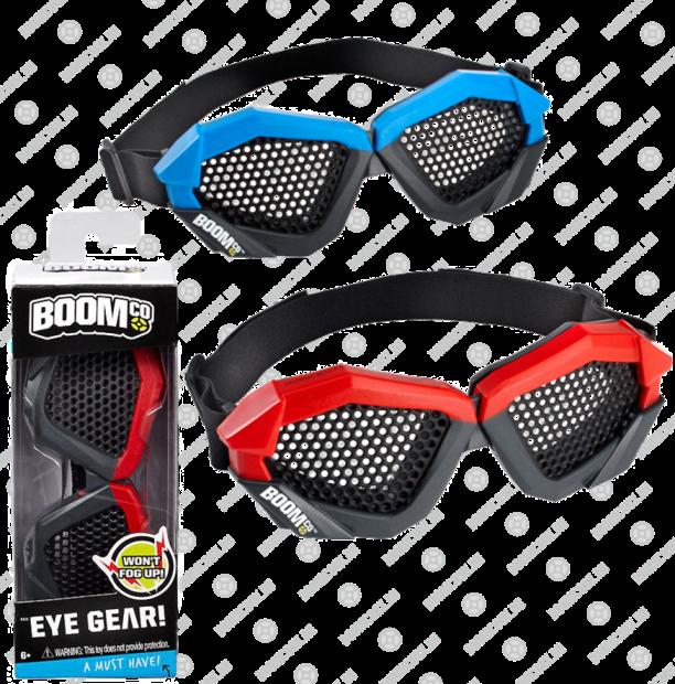 Защита для глаз BOOMco, защитные очки Бумко очень полезны во время боя
