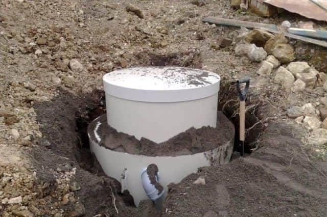 автономная канализация в туапсе