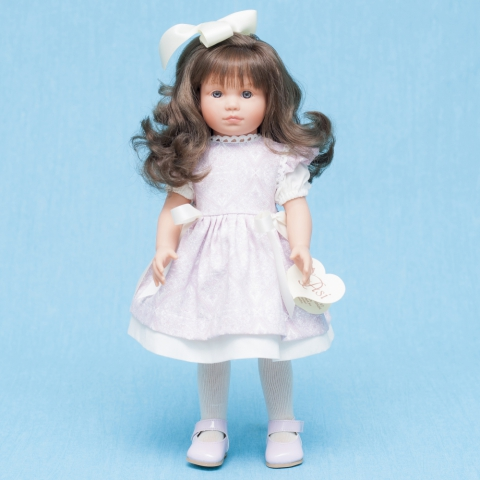 Кукла Нелли брюнетка