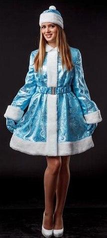 Купить костюм снегурочки