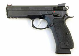 СП CZ 75 SP-01 Shadow cal. 9x19 Luger