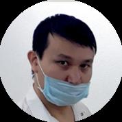 Садуов Нурлыбек Айбекович имплантолог-ортопед работающий в Dent-Life
