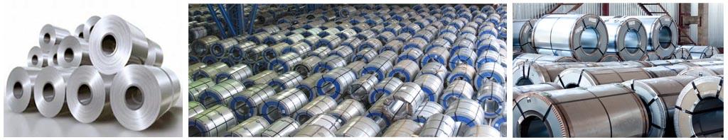 Оцинкованная сталь в рулонах с доставкой по России