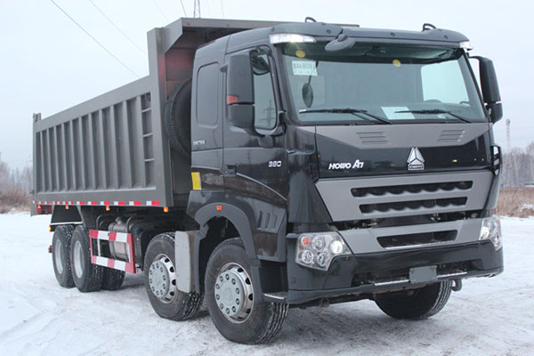 China Sinotruck manufacturer HOWO A7 supplier  Ruili