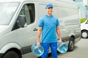 """Бесплатно предоставим воду в 19л бутылках за установку вендингового автомата """"Чао-Какао"""" в Краснодаре"""