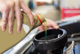 Замена масла в двигателе и маслянного фильтра