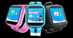 Разновидность цветов Smart Baby Watch Q200S