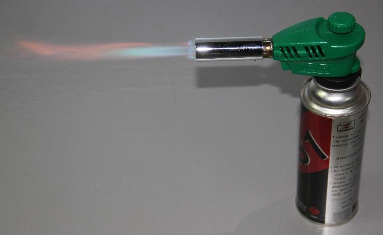 Газовая горелка для коптильни