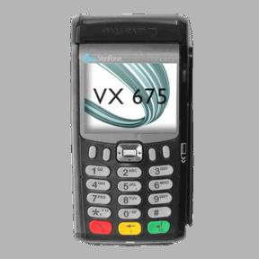 мобильный POS терминал Verifone Vx675 GPRS CTLS