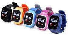 детские часы smart watch q100 gps