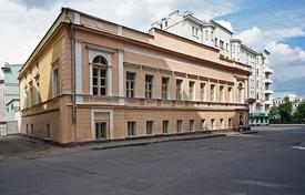 Памятник архитектуры города Москвы. г. Москва, ул. Милютинский переулок 19/4с1. фото 2