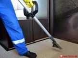 Впрыск раствора в ковровое покрытие