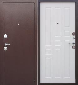 Входная дверь Гарда венге