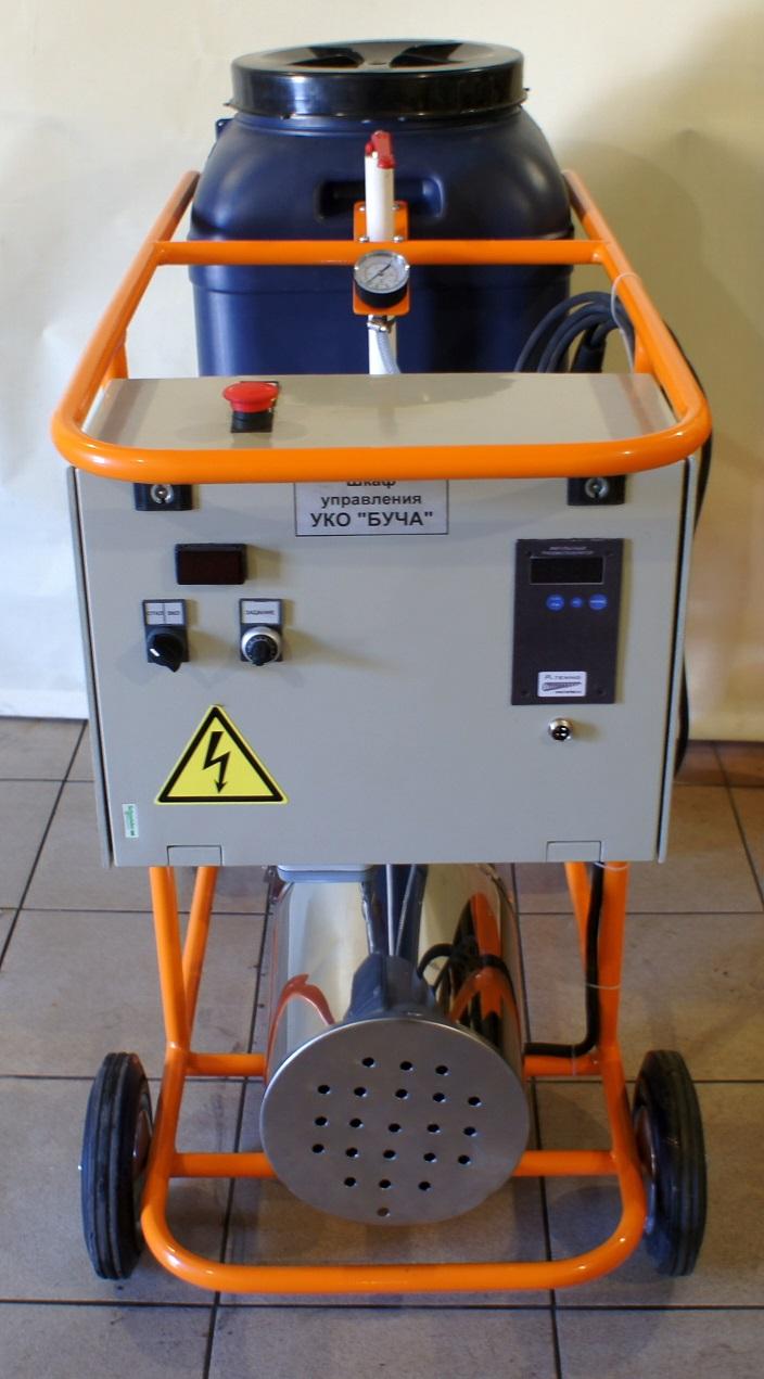 Купить оборудование для промывки теплообменников котлов теплообменники этра эт