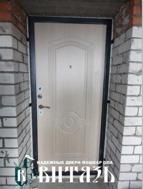 сужение дверного проема стальной двери Йошкар Ола