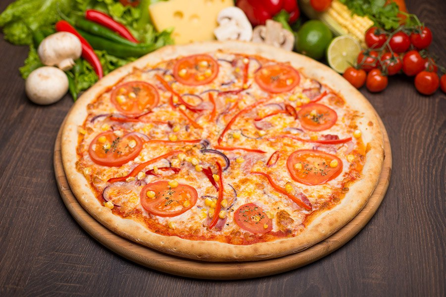 Мексиканская пицца рецепт