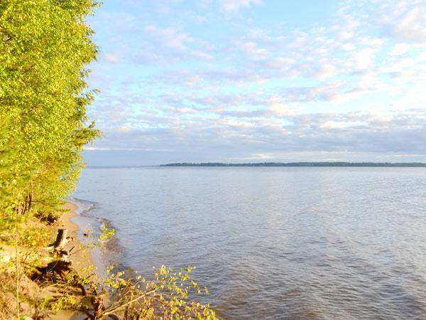 рыболовные базы на горьковском море