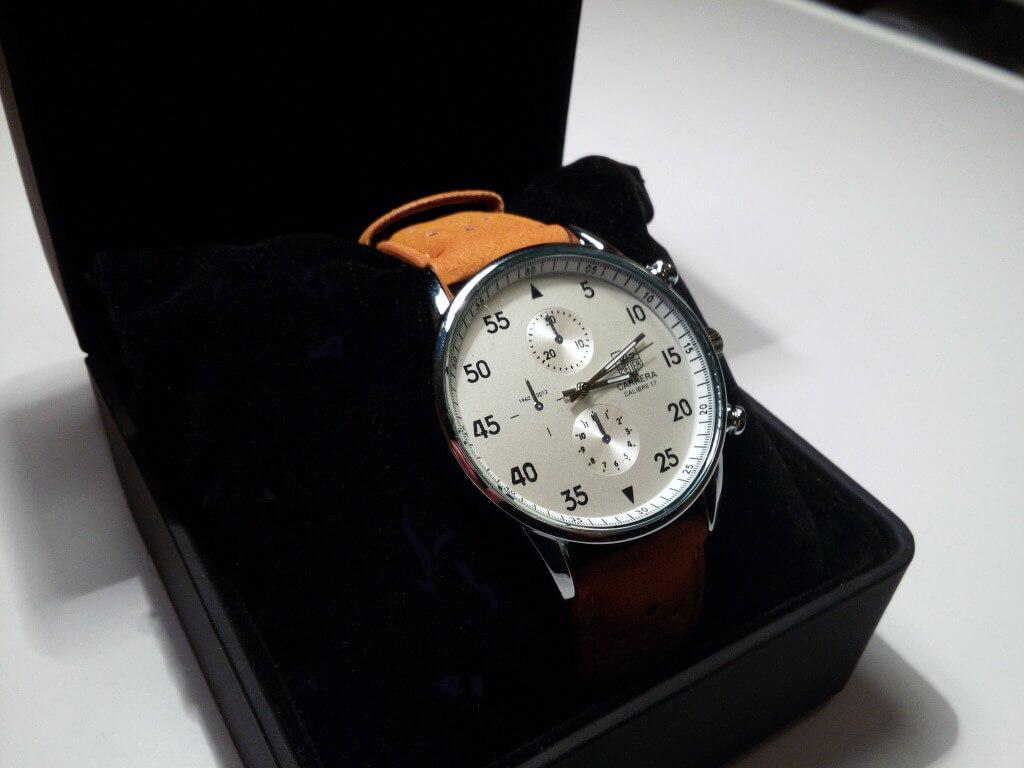 Часы Tag Heuer Carrera Space X