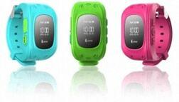Разновидность цветов Smart Baby Watch Q50