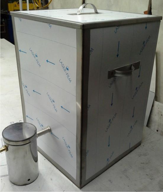 Дымогенератор Smoke Box Большой