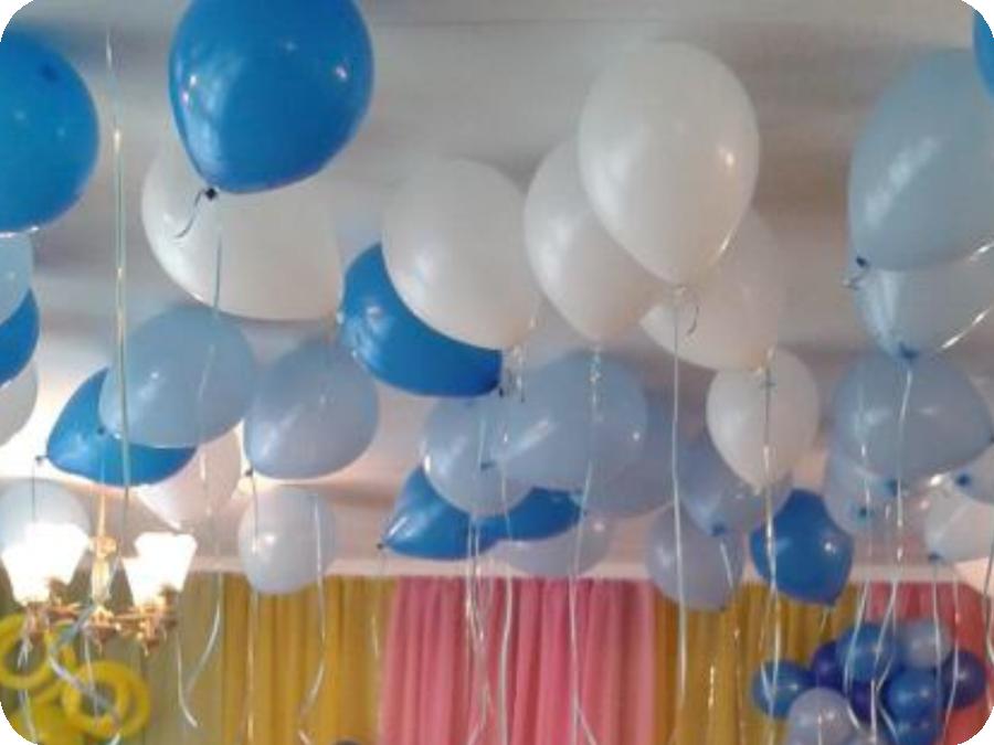воздушные шарики Екатеринбург