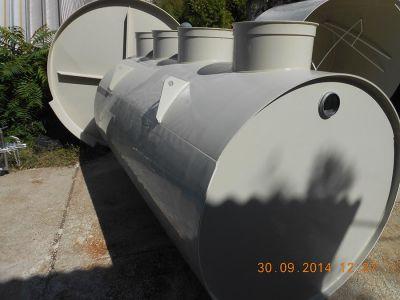 Автономная канализация для гостиниц
