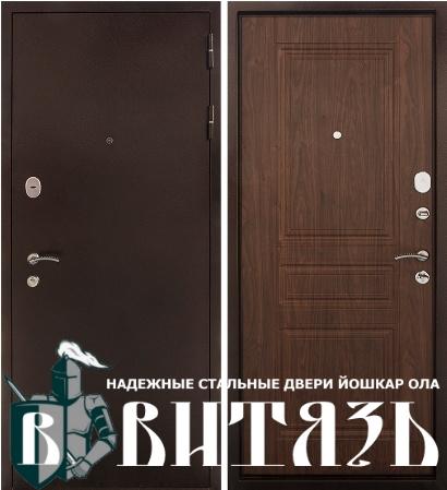 Стальные двери Йошкар Ола витязь трио фото, завод дверей фото производства