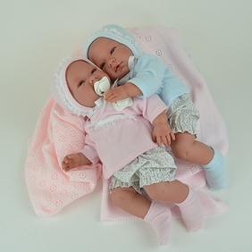 куклы реборн Мария и Пабло 01doll.ru