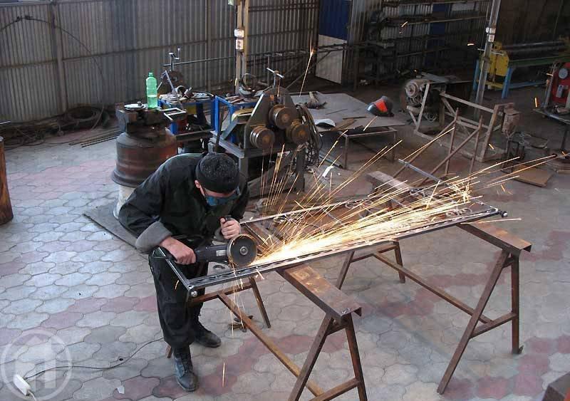 Проектирование и изготовление изделий из металлопроката любой сложности на заказ. Сварочные работы в