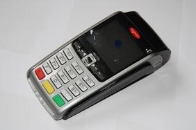 платёжный банковский пос терминал IWL250