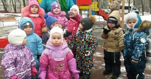 Детский сад ВАО