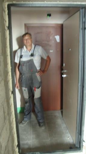 Установка входных металлических дверей Йошкар Ола