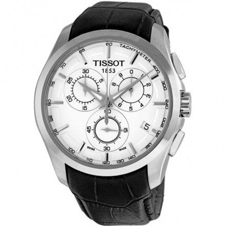 Часы Tissot фронтально