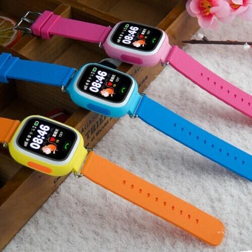 Smart Baby Watch с GPS Q100 (GW100)
