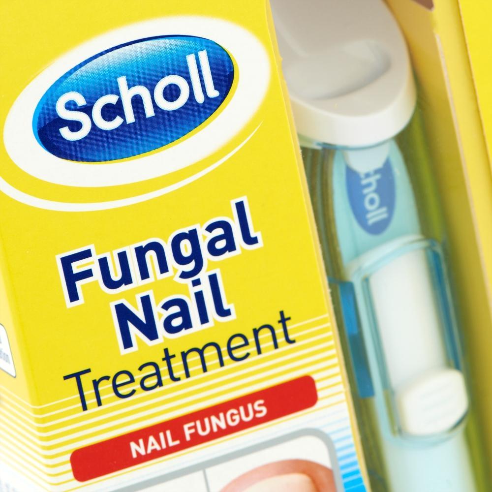 Профессиональное средство для ногтей Scholl Fungal Nail Treatment