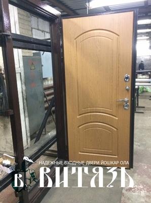 Входные металлические двери в самаре