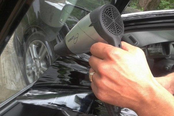 Как снимать авто