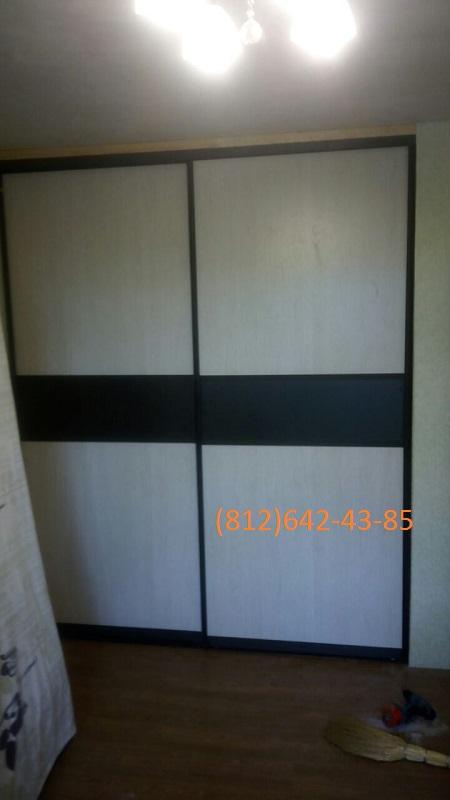 Двери-купе комбинированные