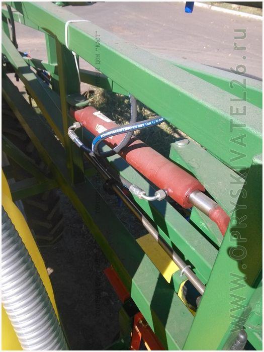 опрыскиватель прицепной Барс ОП-3000 обзор фото казаньсельмаш амазоне AMAZONE