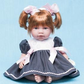 кукла реборн девочка Нора